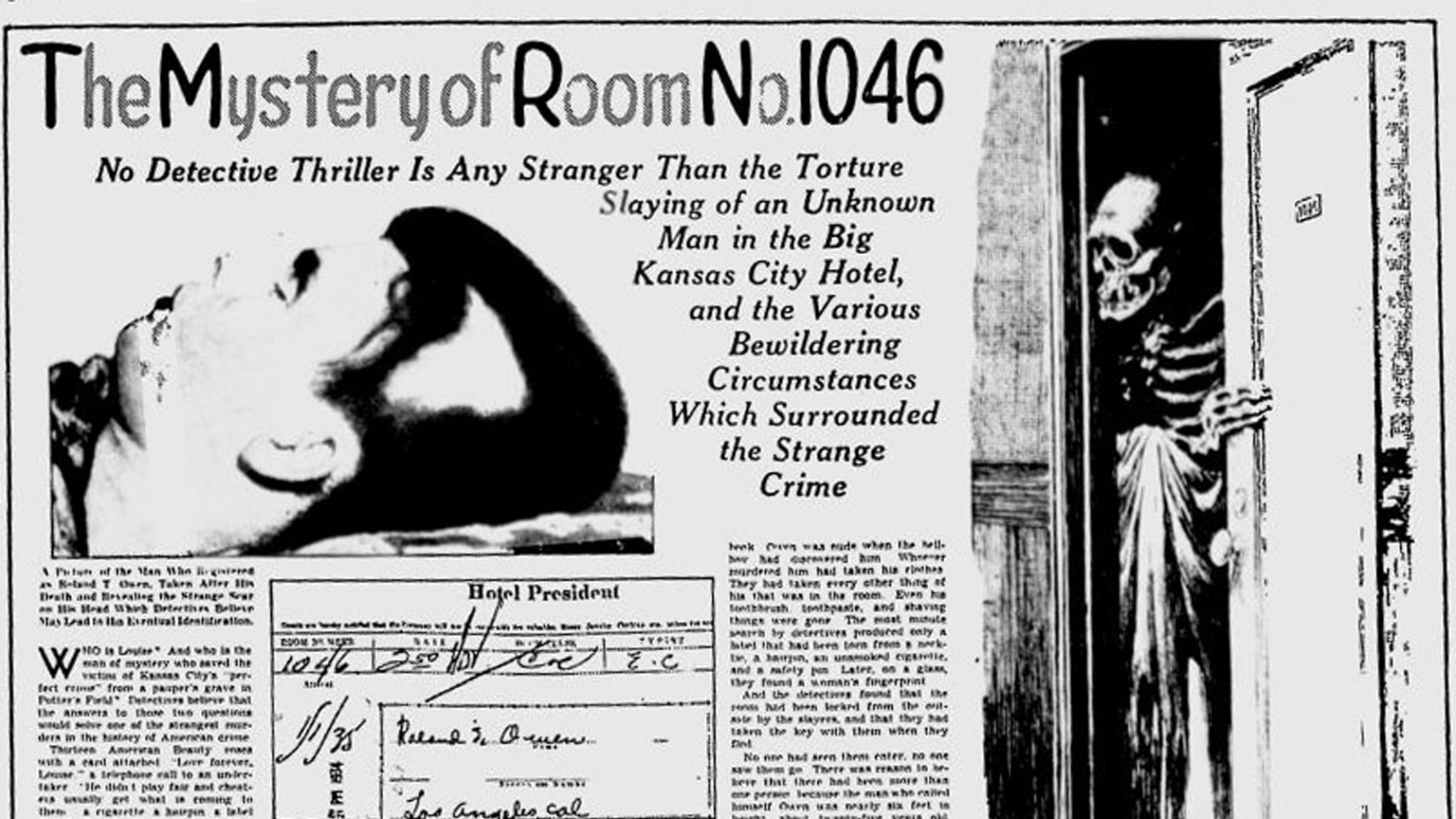 Room 1046 – The Dark Histories Podcast