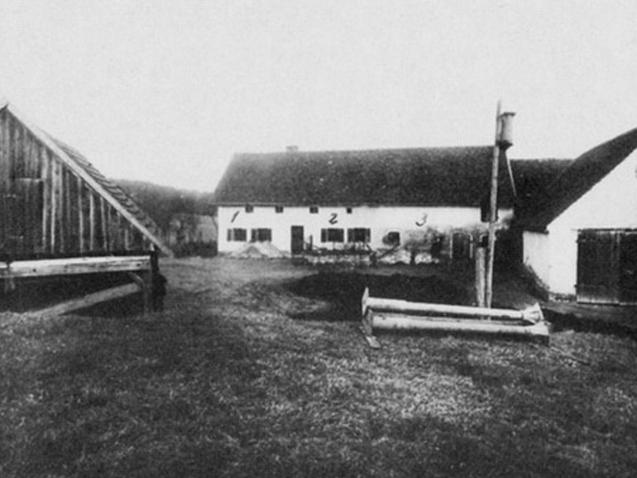 hinterkaifeck-farm