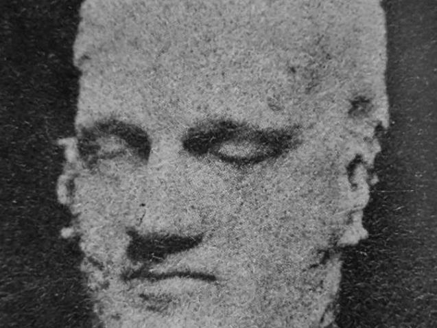 cardiff giant head